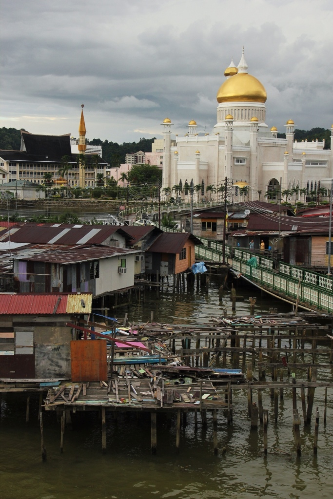 Brunei, of Slums and Sultans | A Long Way Back