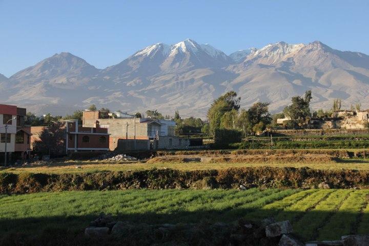 el misti mountain