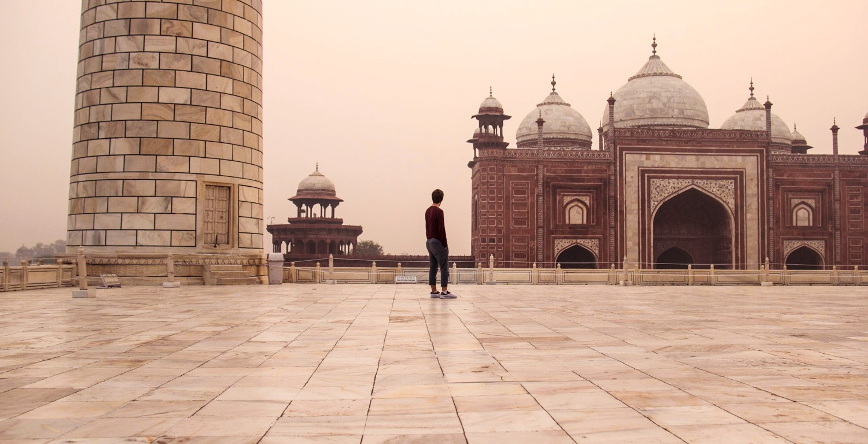 Taj Mahal Travel