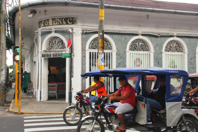 ayahuasca tourism amazon jungle